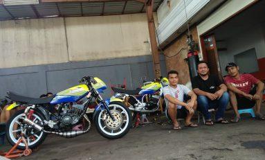 Eddy G Racing Team Gandeng Mekanik Kawakan Suri Empush Garasi63 Racing Tampil di Indoclub Championship 2020