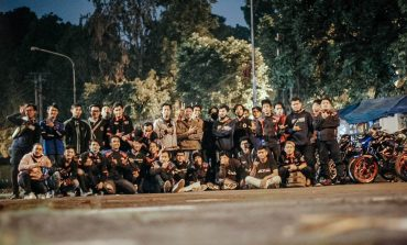 Kopdargab F150 Injection Club Indonesia (FICI) Se-Jabodetabek Disambung Night Ride