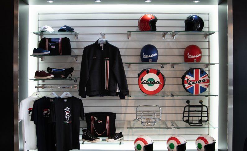Piaggio Hadirkan Merchandise Premium dan Ikonik untuk Penggeber Vespa