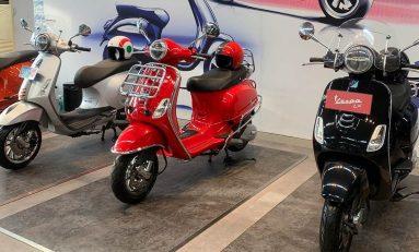 Piaggio Buka Dealer Baru di Surabaya