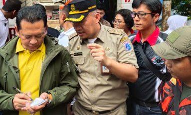 Bamsoet dan Motor Besar Indonesia Kunjungi Korban Banjir