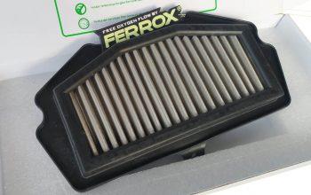 Filter Udara Ferrox untuk Kawasaki Ninja ZX-25R Banyak Peminat