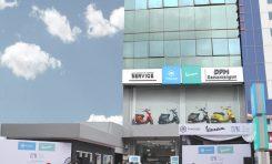 Perluas Jaringan, PT Piaggio Indonesia Resmikan Dealer Anyar di Rawamangun