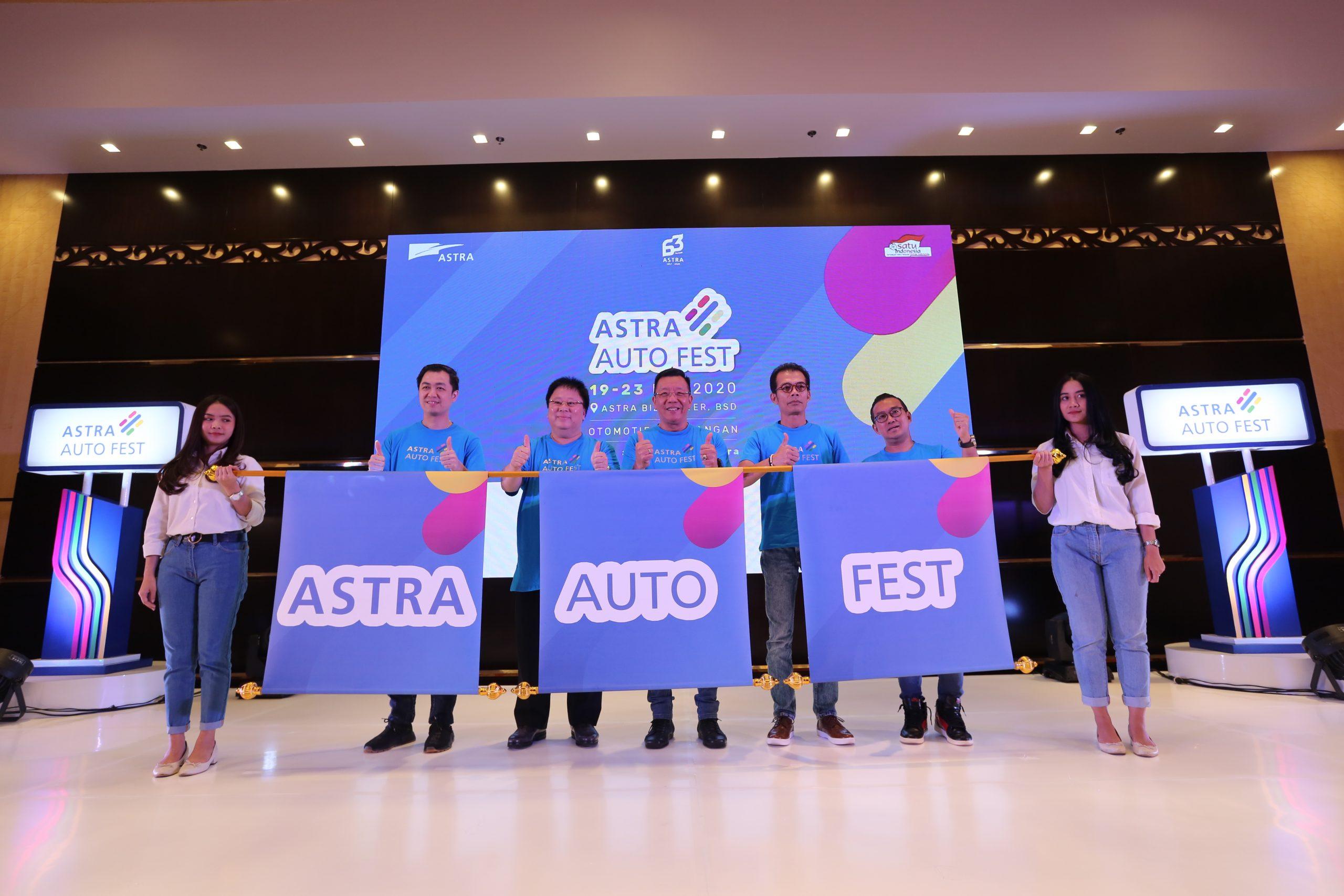 Pameran Astra Auto Fest 2020 Siap Digelar di Empat Kota