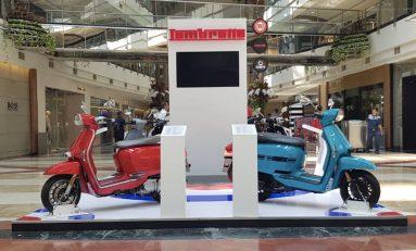 Lambretta Hadir di Pondok Indah Mall (PIM 2)