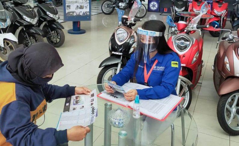 Yamaha Madiun-Kediri Masuki Era New Normal dengan SOP Baru