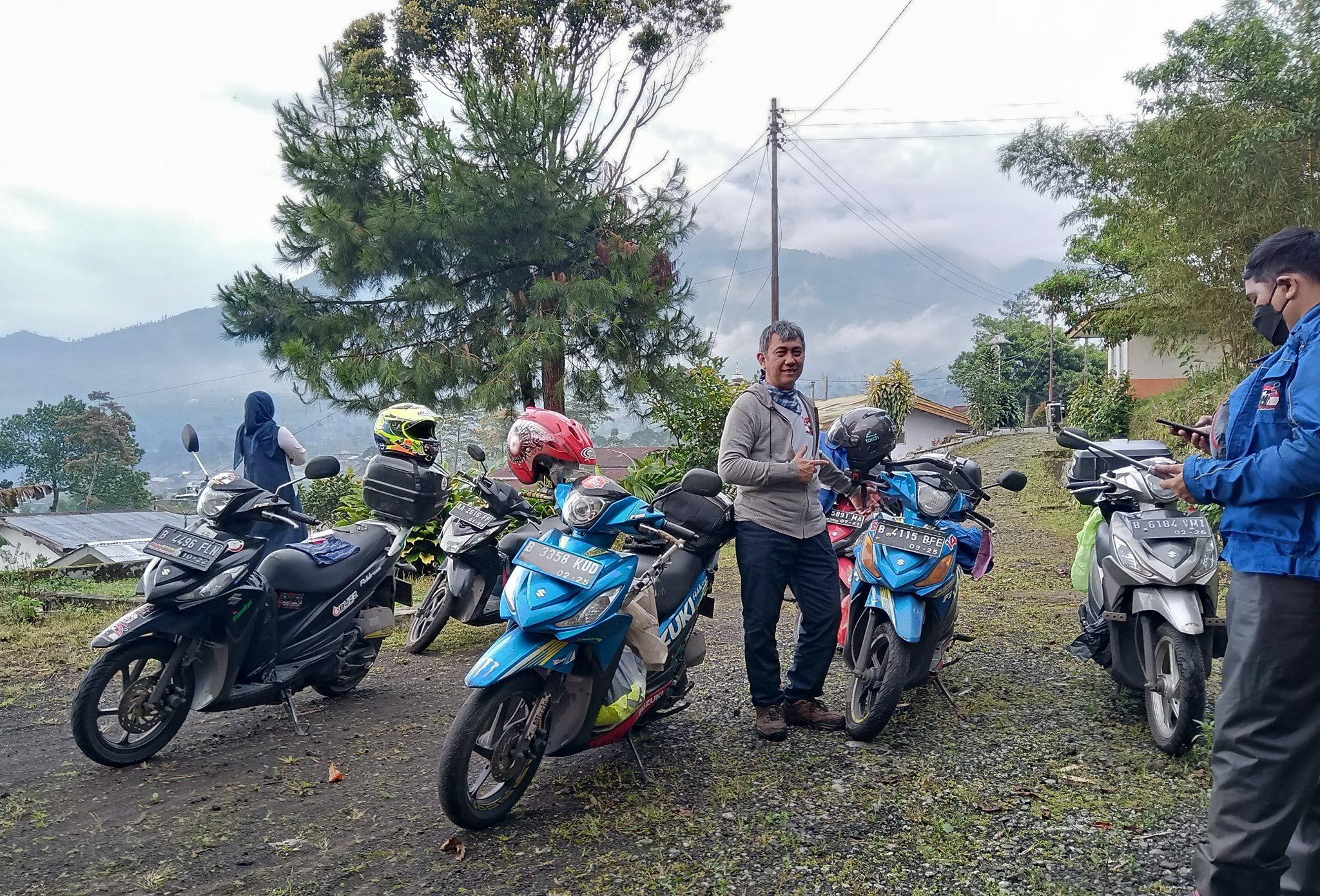 Addressia Sukses Gelar Adventure Rally ke Wonosobo