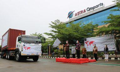 Astra Otoparts (AOP) Dukung Ekspor Otomotif ke Pasar Global