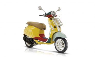 Lineup Terbaru Vespa dan Piaggio Model 2020