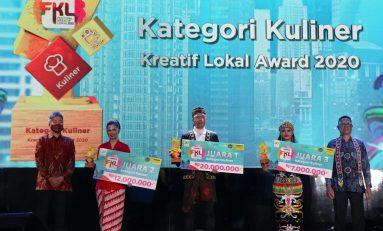 18 UKM Raih Kreatif Lokal Award 2020, Wujud Nyata Dukungan Adira Finance untuk Indonesia