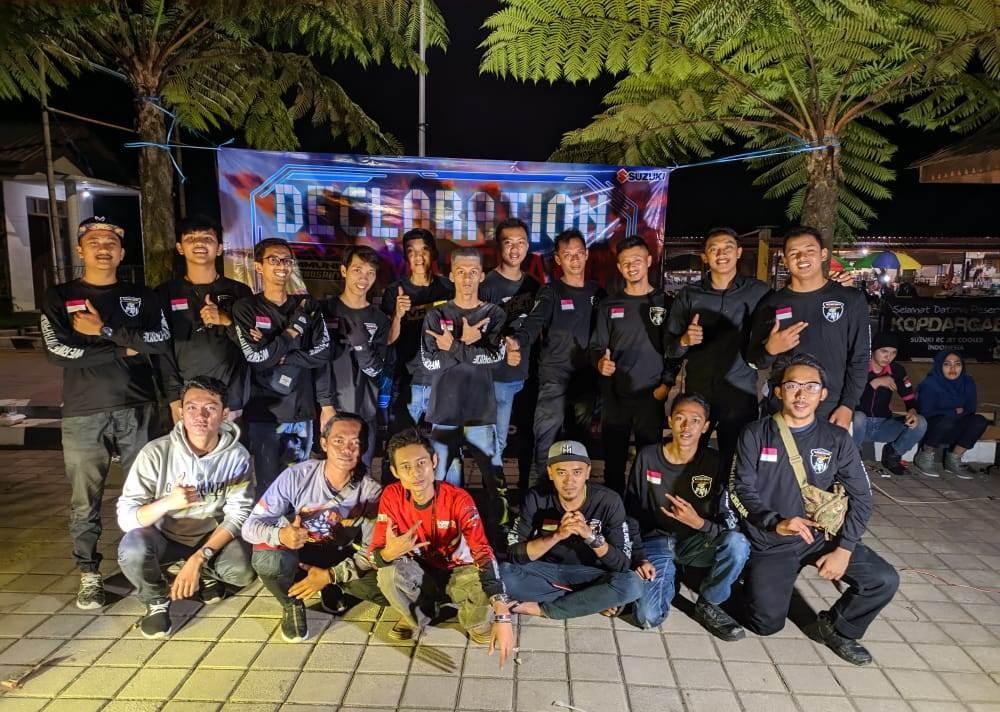GSX Community Nusantara (GCN) Magelang Resmi Deklarasi. Catat Sejarah Baru