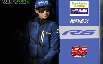 Galang Hendra Target 10 Besar di World Supersport Championship 2021
