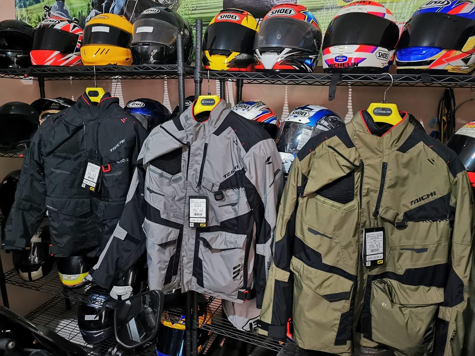 Tips Pilih Jaket Touring, Pilihan Warna Pengaruhi Kenyamanan