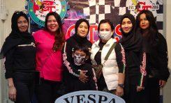 General Team Vespa Society (GTVS) Gelar Pengukuhan DPP Indonesia dan Lantik Chapter Jakarta