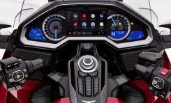 Jawab Keluhan Konsumen, Honda Benamkan Perangkat Android Auto di Gold Wing