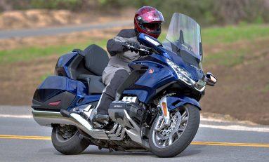 Honda Goldwing 2020 Resmi Dirilis, Lebih Mantap Buat Touring