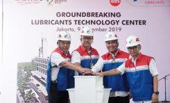 Pertamina Lubricants Bangun Lubricants Technology Center (LTC)