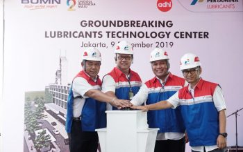 Pertamina Lubricants Bangun Lubricants Technology Center (LTC)