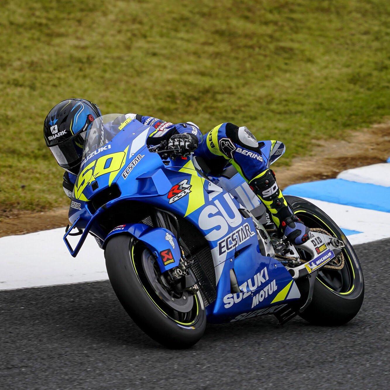 Apes, Penampilan Impresif Pebalap Suzuki di MotoGP Jepang Berbuah Diskualifikasi