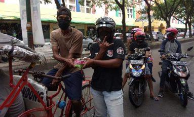 HBMC (Honda Beat Maluku Club) Berbagi Kebaikan Ramadhan