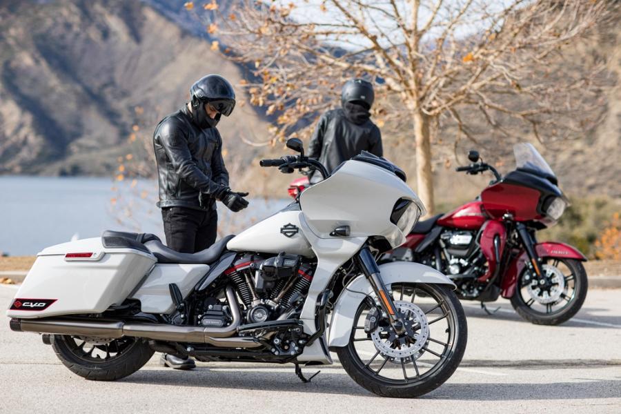 Harley-Davidson Perkenalkan Road Glide CVO Limited Edition, Harganya Bikin Melongo