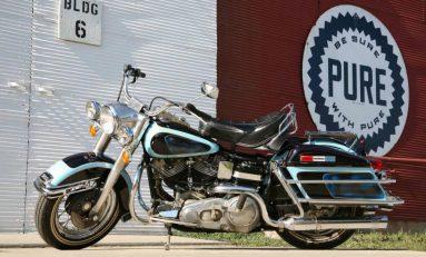 Dilelang, Harga Harley-Davidson Elvis Presley Bikin Melongo