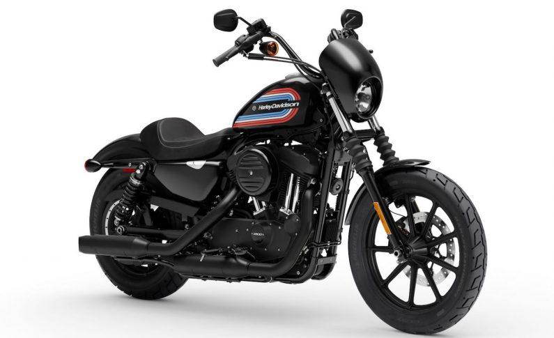 Harley-Davidson Iron 1200 2020, Mogenya Kaum Urban