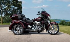 Software Bermasalah, Harley-Davidson Recall Tiga Varian Trikes