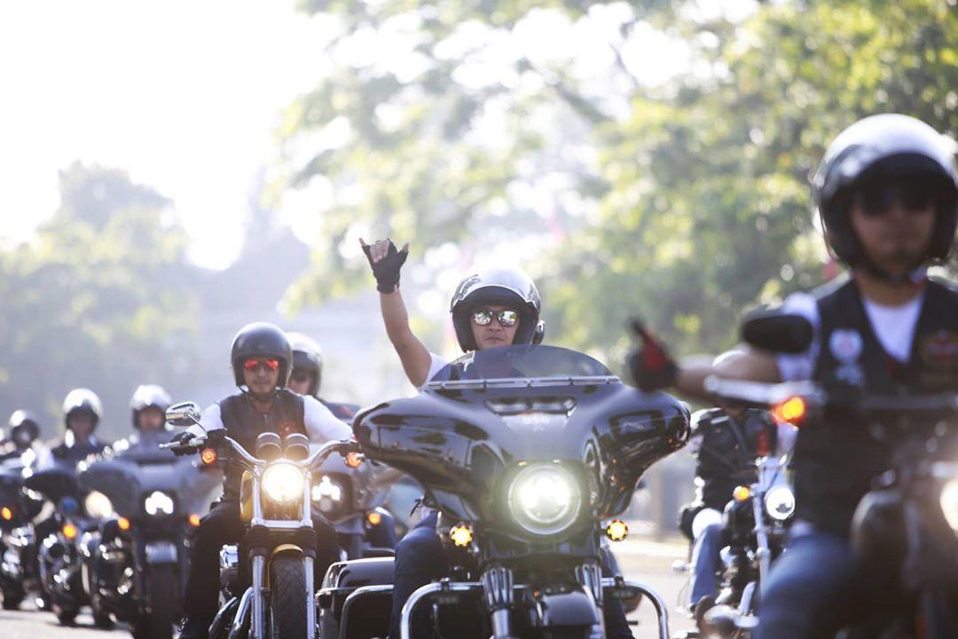 Corona Buat Pesta Bikers Terbesar Harley-Davidson, The X Memorial Wingday 2020 Tertunda