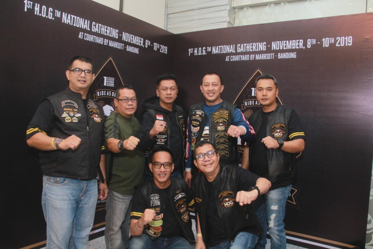 HOG Indonesia National Gathering ke-1