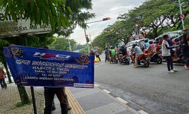 HPCI Balikpapan Turun ke Jalan Perangi Covid-19 di Tengah Ramadhan