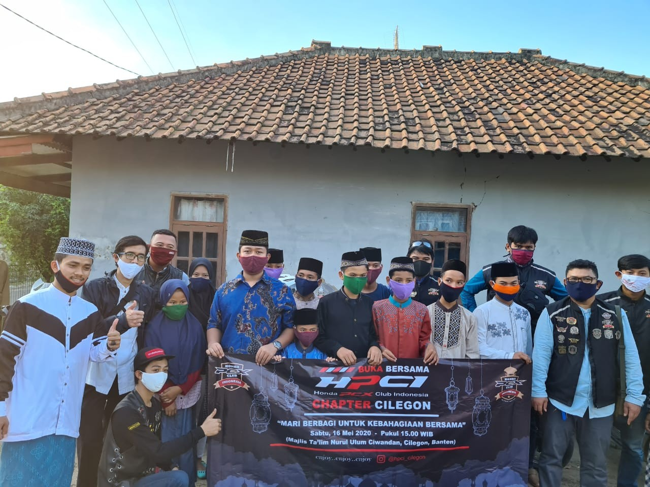 Baksos Ramadhan HPCI Cilegon Berbagi dengan Anak Yatim