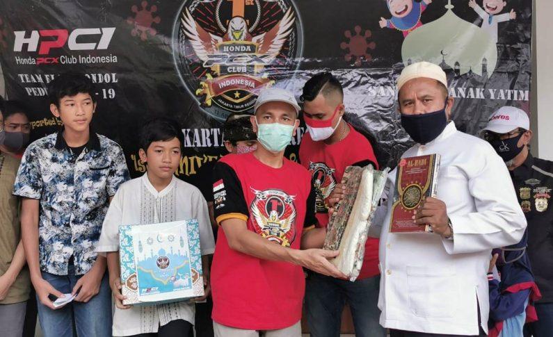 HPCI Jakarta Timur Rayakan Hari Jadi 1 Tahun dengan Berbagi