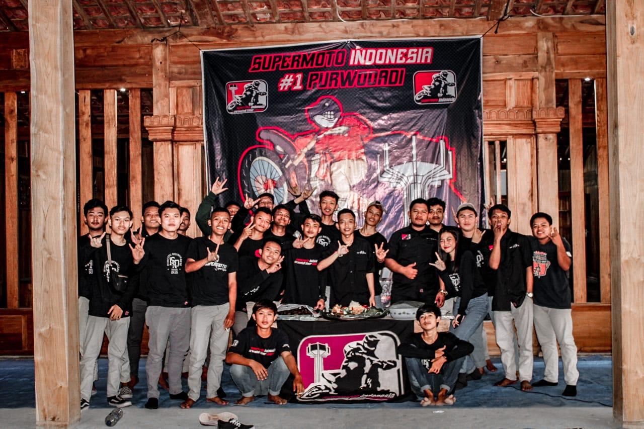 HUT Perdana Supermoto Indonesia (SMI) Purwodadi Dikemas Sederhana