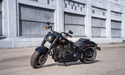Edisi Spesial Harley-Davidson Fat Boy 30th Anniversary Diproduksi Terbatas