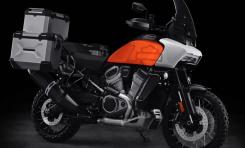 Harley-Davidson Pan American dan Bronx 975 Resmi Diperkenalkan di EICMA 2019