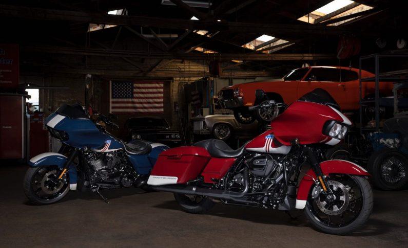 Harley-Davidson Road Glide dengan Warna Spesial, Hanya 1500 Unit di Dunia