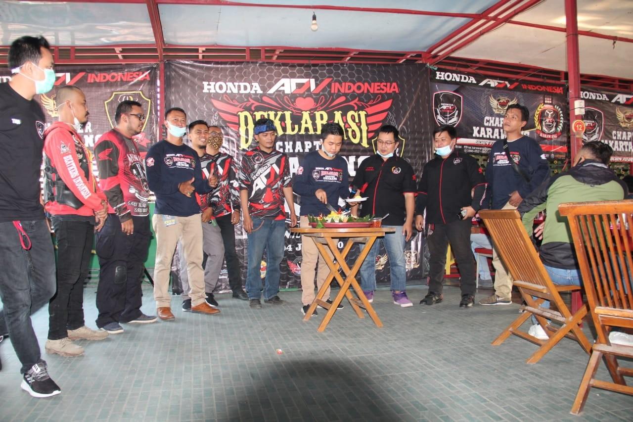 Honda ADV Indonesia (HAI) Cikarang Resmi Deklarasi