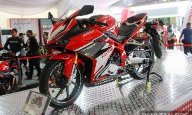Honda CBR250RR 2020, Power Lebih Gede. Harganya Tembus Ratusan Juta