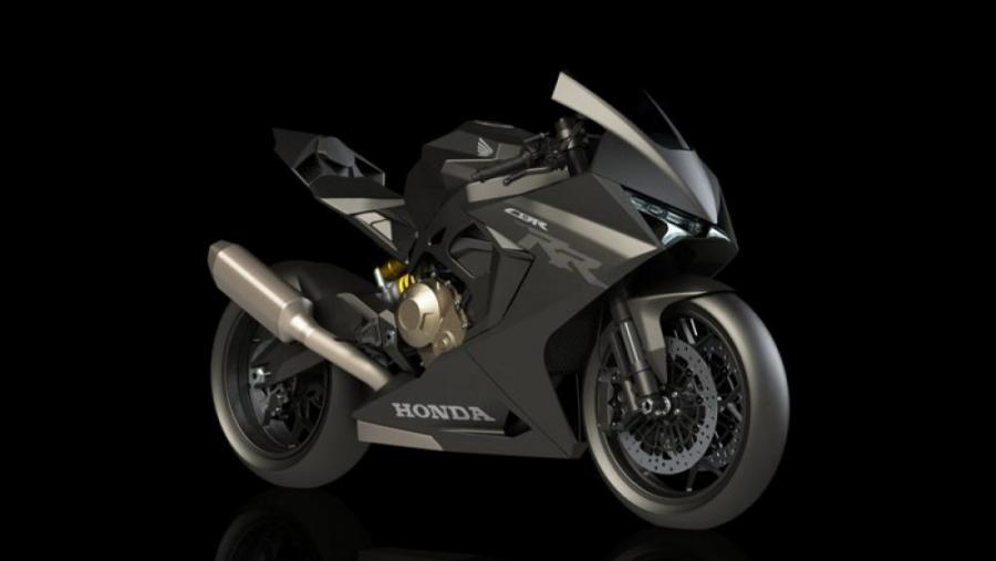 Muncul Desain Honda CBR750RR, Ternyata Karya Anak Bangsa