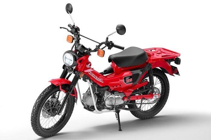 Honda CT125 Siap Mengaspal Akhir Bulan Ini
