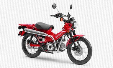 Honda Luncurkan Motor Ikonik CT125 di Tokyo Motor Show 2019