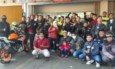HPCI Semarang Touring Bareng HPCI Jepara dan HPCI Solo
