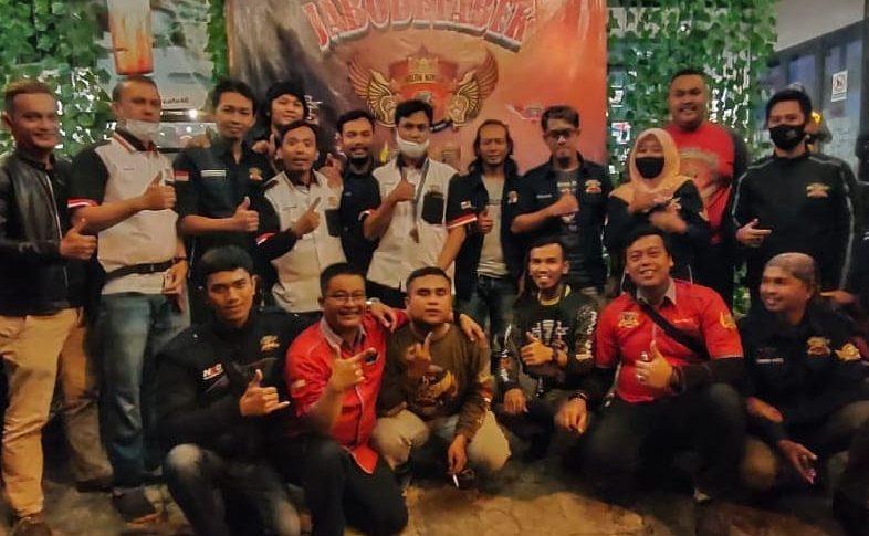 Kopdargab Honda PCX Club Indonesia (HPCI) Jabodetabek Bahas Agenda Ulang Tahun