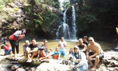 Lepas Penat, Honda PCX Club Indonesia (HPCI) Bekasi Touring Wisata ke Curug Ciangin