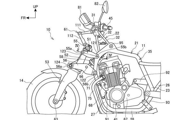 Honda Bakal Adopsi Suspensi Goldwing di Super Cub C125