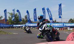 3 Murid Rossi Berbagi Tips Balap di YCR Tasikmalaya