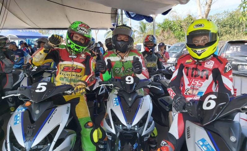 Yamaha Fasilitasi Pelajar SMK Balapan di Sirkuit