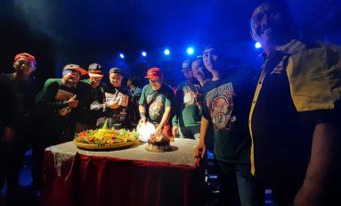 Perayaan HUT ke-4 YNCI Sambil Nikmati Kuliner Khas Lampung