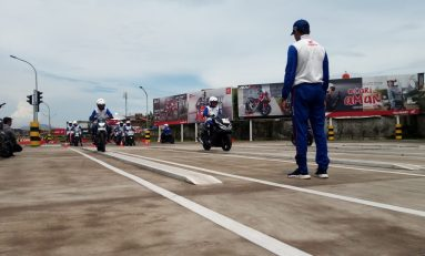 DAM Perluas Duta Keselamatan Lewat Safety Riding Competition for Jurnalis 2020